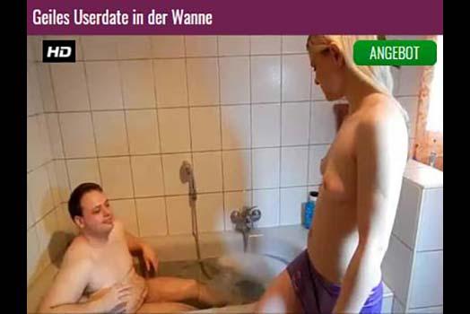 hausfrauen sexdate video